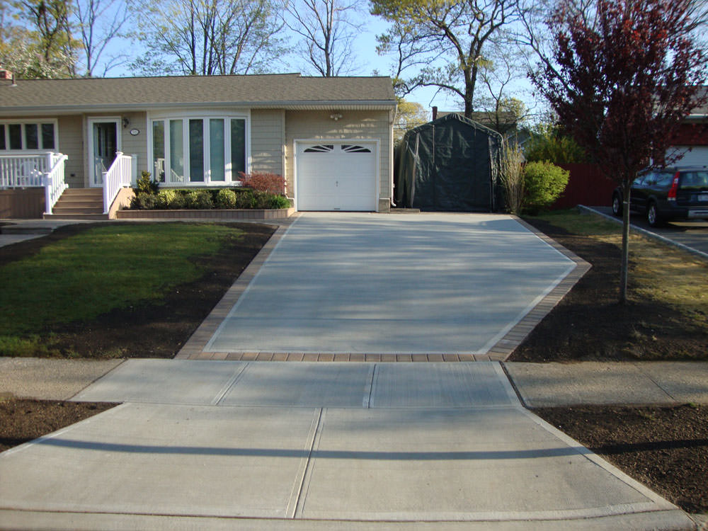 Long Island Concrete Long Island Stamped Concrete
